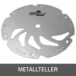 Metallteller